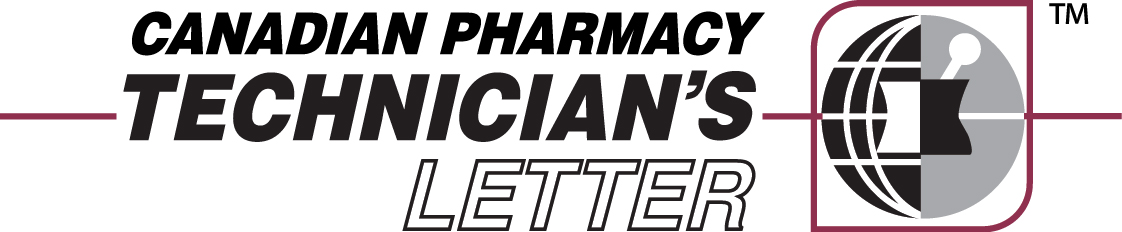 Canadian Pharmacy Technician's Letter