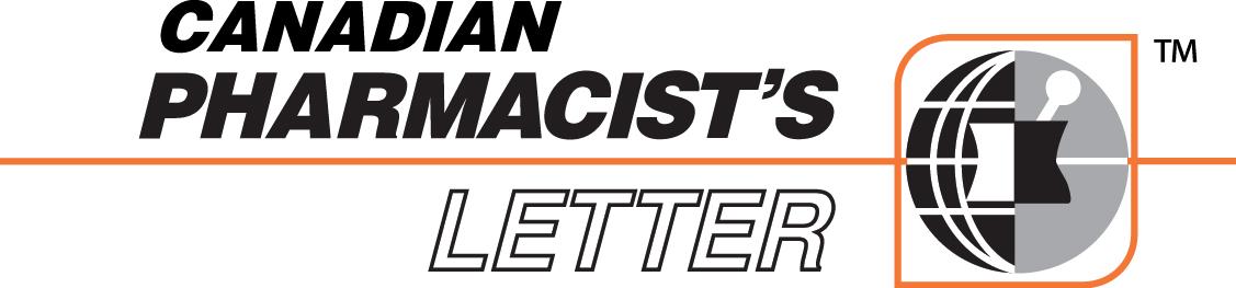 Canadian Pharmacist's Letter