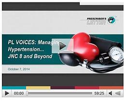 PL Voices Webinar  Managing Hypertension