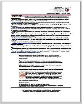 TRC Letters Patient Care Articles