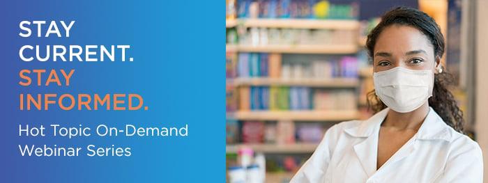 TRC Healthcare Hot Topic On-Demand Webinar