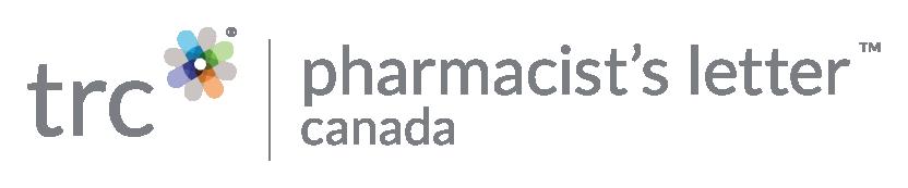 Pharmacist's Letter Canada