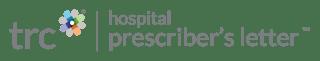 TRC | Hospital Prescriber's Letter