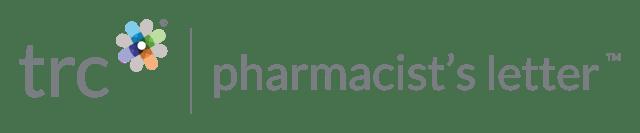 TRC | Pharmacist's Letter