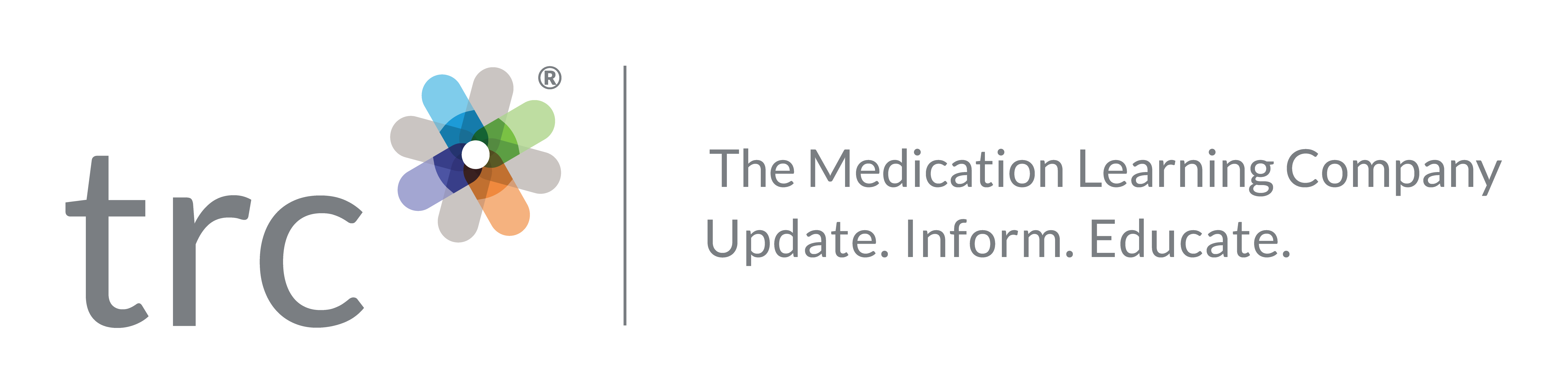 TRC   The Medication Learning Company. Update. Inform. Educate.